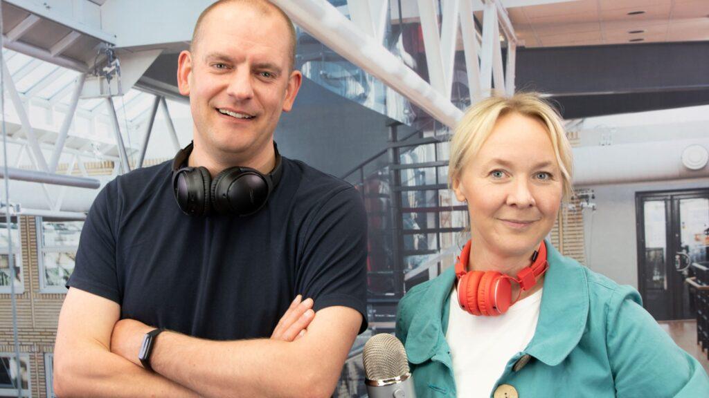 Tealpodden - Fredrik Högström och Maria Berglund