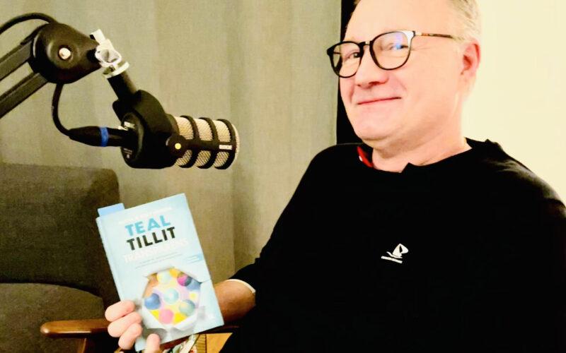 Rolf Medina har skrivit Teal, tillit och transparens